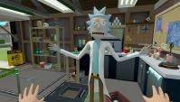 Rick and Morty: Virtual Rick-ality#1